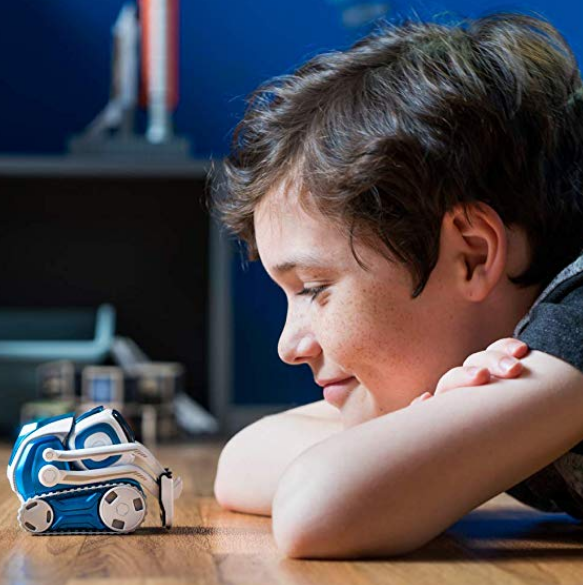 Anki Cozmo Limited Edition Educational Toy Robot Only $125.99 (Reg $179.99) + Free Shipping! TODAY ONLY!