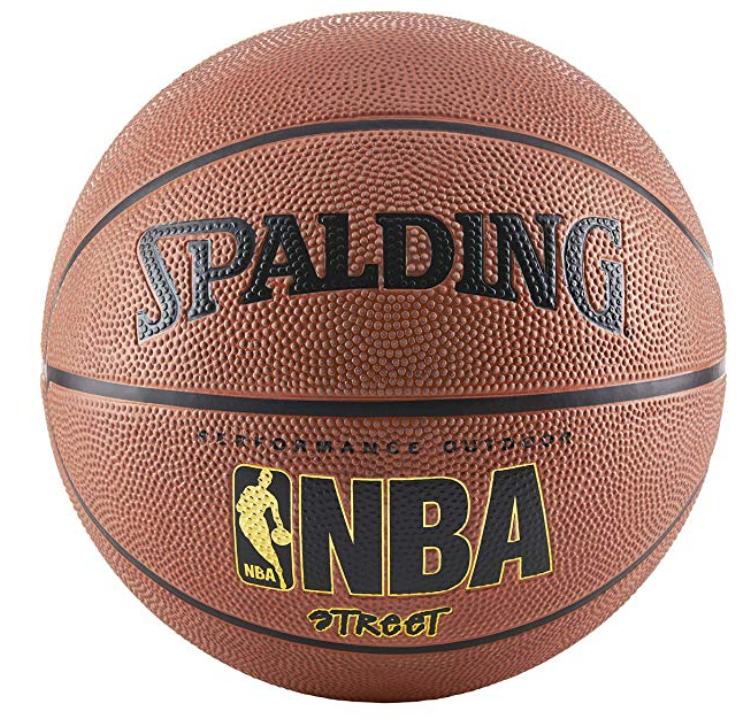 Amazon – Spalding NBA Street Basketball Only $12.99 (Reg $17.99) + Free Shipping!