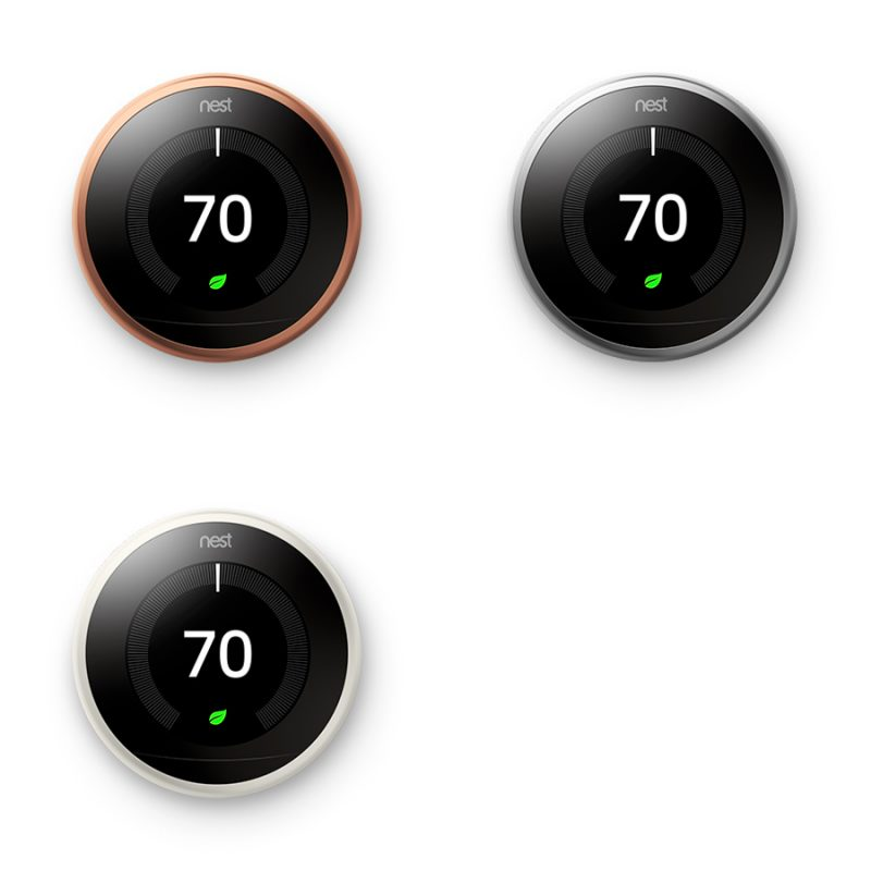 Walmart – Nest Learning Thermostat Only $179.00 (Reg $249.00) + Free Shipping