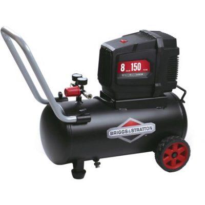 Walmart – Briggs & Stratton 8 Gallon Hotdog Oil-free Air Compressor Only $99.00 (Reg $149.99) + Free 2-Day Shipping