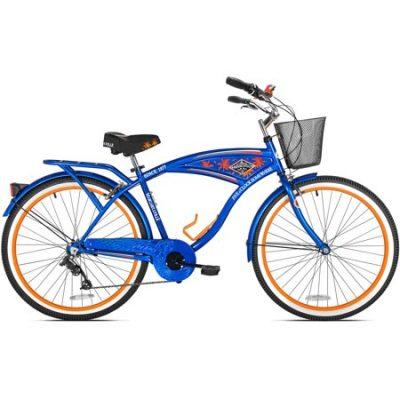 Walmart – BCA 26″ Men's Margaritaville Multi-Speed Cruiser Bike Only $129.00 (Reg $149.00) + Free Shipping