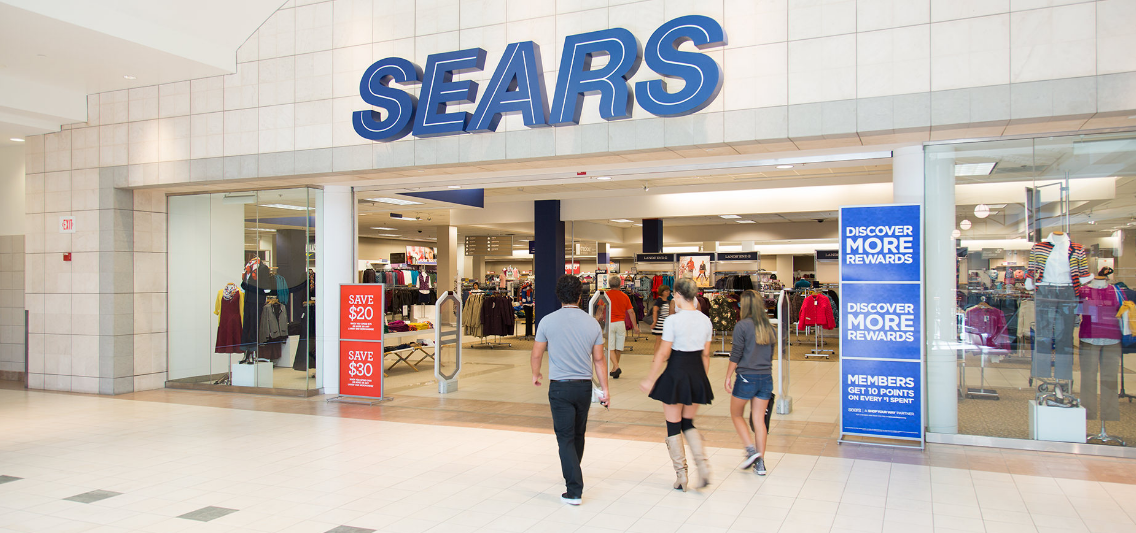 Sears – Free $10 Off $10+ Purchase Coupon (Text Offer)