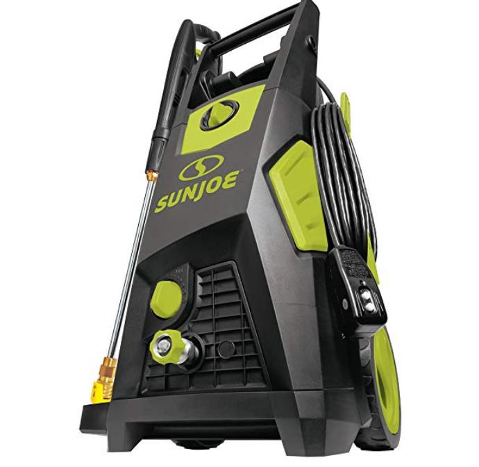 Amazon – Sun Joe 2300-PSI 1.48 GPM Brushless Induction Electric Pressure Washer Only $159.00, Reg $245.00 + Free Shipping!