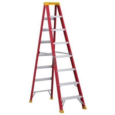 Walmart – Louisville Ladder L-3016-08 8 ft. Fiberglass Step Ladder Only $129.00 (Reg $159.99) + Free Shipping