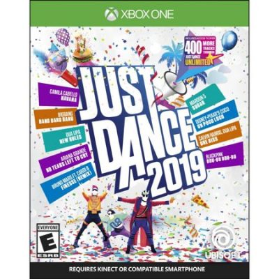 Walmart – Just Dance 2019 – Xbox One Standard Edition Only $24.99 (Reg $39.99) + Free Store Pickup