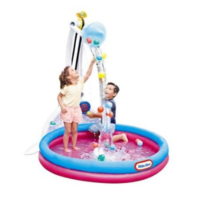Walmart – Little Tikes Fun Zone Drop Zone Kiddie Swimming Pool Only $63.99 (Reg $109.99) + Free 2-Day Shipping