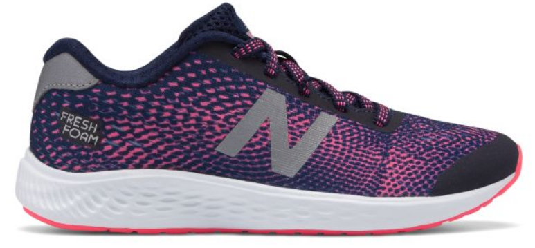 New Balance – Girls Fresh Foam Running Shoes Only $24.99 Shipped (Regularly $49.99)