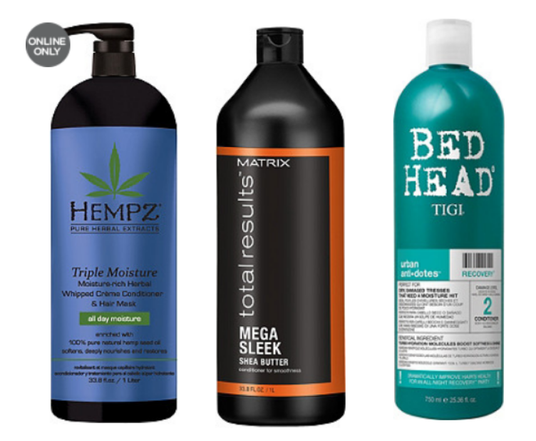 Ulta.com – TWO Jumbo Size Hair Care Products Only $22.48, Reg $60