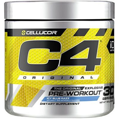 Walmart – Cellucor C4 Original Pre Workout Powder Only $18.46 (Reg $23.93) + Free Store Pickup