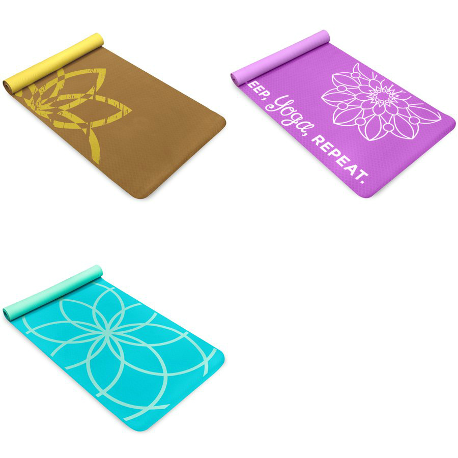 Walmart – Life Energy Premium TPE EkoSmart Yoga Mat Only $22.99 (Reg $29.99) + Free Store Pickup