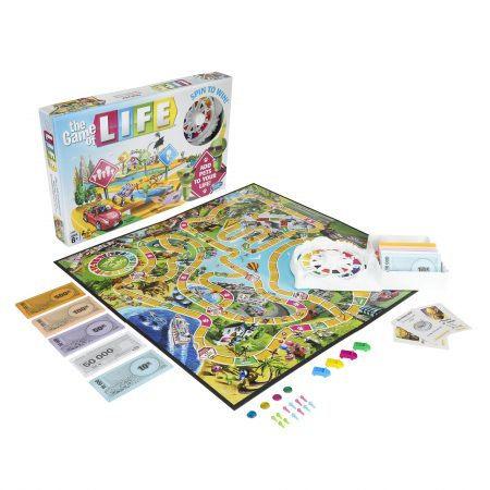 Walmart – The Game of Life Game Only $13.44 (Reg $17.99) + Free Store Pickup