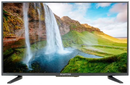 Walmart – Sceptre 32″ Class HD (720P) LED TV Only $89.99 (Reg $179.99) + Free 2-Day Shipping
