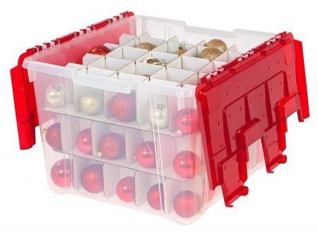 Walmart – IRIS Ornament Storage Box Only $31.74 (Reg $53.99) + Free Store Pickup