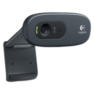 Walmart- Logitech C270 HD WEBCAM Only $19.99 (Reg $25.47) + Free Store Pickup