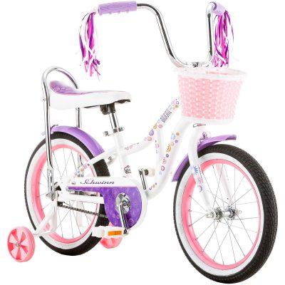 Walmart – 16″ Schwinn Girls' Bloom Bike Only $99.00 (Reg $119.00) + Free 2-Day Shipping