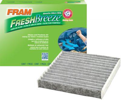 Walmart – FRAM Fresh Breeze Cabin Air Filter Only $13.97 (Reg $18.94) + Free Store Pickup