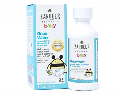 Walmart – Zarbee's Naturals Baby Gripe Water Only $10.06 (Reg $10.99) + Free Store Pickup