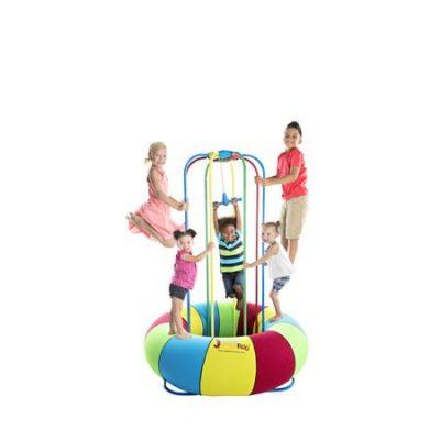 Walmart – Jungle JumpaRoo – Trampoline/Bounce House-like Play Set Only $299.00 (Reg $331.67) + Free Shipping