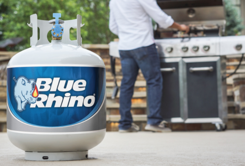 $3/1 Blue Rhino Ready-to-Grill Propane Tank Coupon