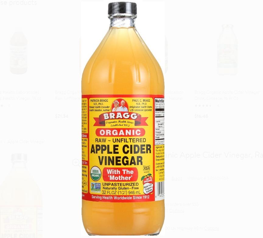 Ralphs.com – Bragg Organic Apple Cider Vinegar 32 oz Only $3.99 (Reg $5.59) + 15% Off First Order + Free Shipping!