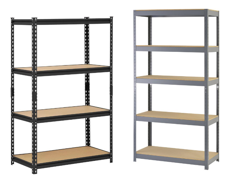 HomeDepot.com – 4 or 5 Tier Shelving Unit as Low as $42.00, Reg $62.00 + Free Store Pickup!