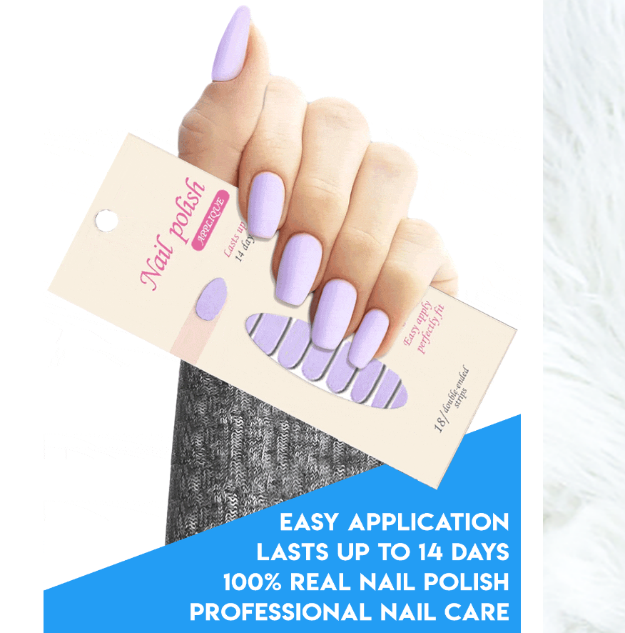 Free Nail Strip Set – 1st 5,000