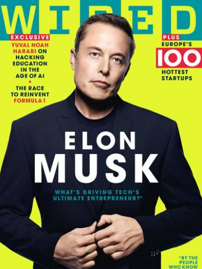 Wired Magazine Yearly Subscription Only $4.95, Reg $19.99 + Free Shipping!