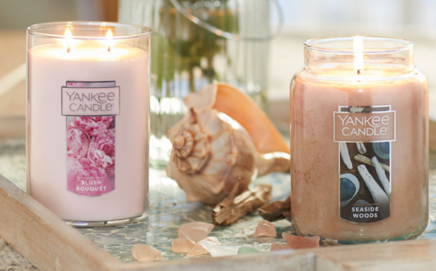 Yankee Candles – Buy 1, Get 2 Free Medium Jar Candles