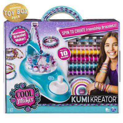 Walmart – Cool Maker KumiKreator Friendship Bracelet Maker Kit Only $24.97 (Reg $29.97) + Free Store Pickup
