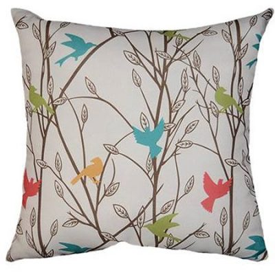 Walmart – Mainstays Bird Song Decorative Throw Pillow Only $10.54 (Reg $12.88) + Free Store Pickup