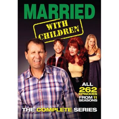 Walmart – Married With Children: The Complete Series (DVD) Only $25.95 (Reg $69.98) + Free Store Pickup