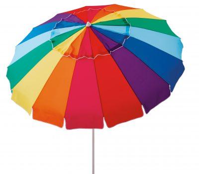 Walmart – Mainstays 8 ft. Beach Umbrella Only $29.99 (Reg $49.99) + Free Store Pickup