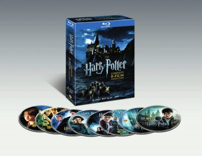 Walmart – Harry Potter: The Complete 8-Film Collection Only $49.39 (Reg $69.96) + Free Shipping