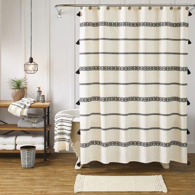 Walmart – Better Homes & Gardens 72″ x 72″ Tribal Chic Shower Curtain Only $19.88 (Reg $26.99) + Free Store Pickup