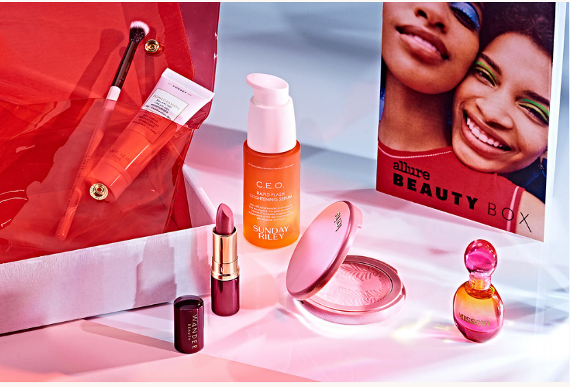 Allure Beauty Box Only $10 Shipped ($93.00 Value) + FREE $10 Mystery Gift!