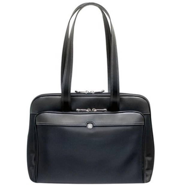 SwissGear RHEA Women's 17″ Leather Laptop Business Organizer Tote Only $29.95, Reg $79.95 + Free Shipping!
