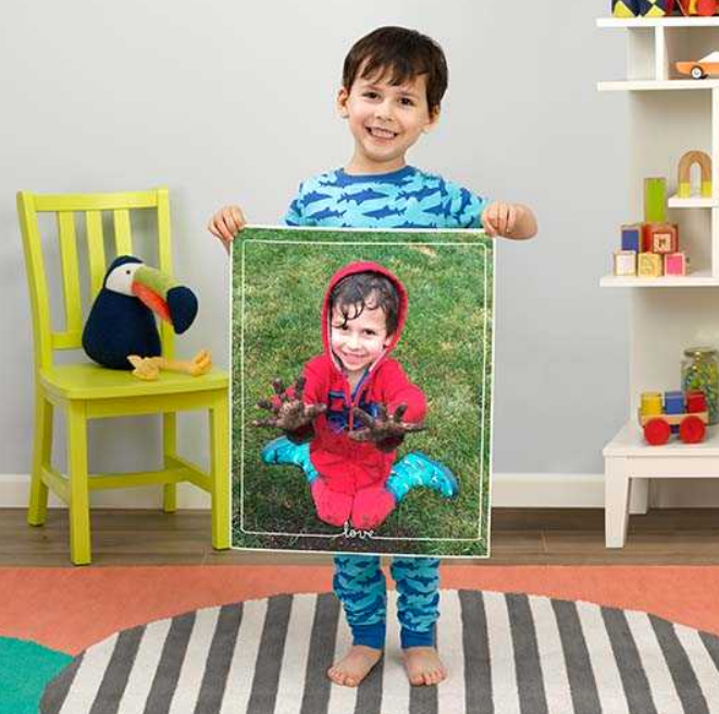 Walgreens – 11″x 14″ Photo Poster Only $1.99 + FREE Same-Day Pickup!