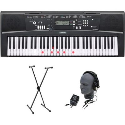 Walmart – Yamaha Lighted Key Premium Portable Keyboard Package Only $229.00 (Reg $299.99) + Free Shipping
