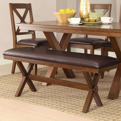 Walmart – Better Homes & Gardens Maddox Crossing Dining Bench Only $79, Reg $85 + Free Shipping
