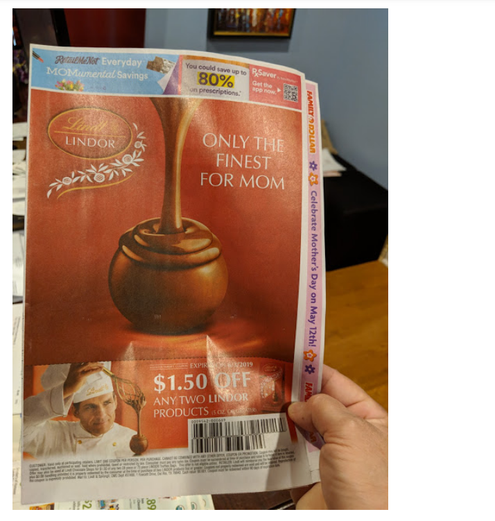 RedPlum (Now RetailMeNot) Coupons Are Back In The Tampa Bay Times