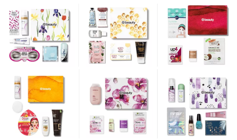 Target Beauty Boxes Only $3.50 + Free Store Pickup!