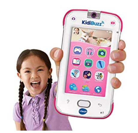 Amazon – VTech KidiBuzz (Pink) Only $49.99, Reg $99.99 + Free Shipping!