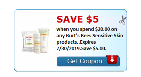New Printable Coupons – $5 Off $20 Bert's Bees Products, $1.50 Off Clorox And Lots More! Print Them Now!