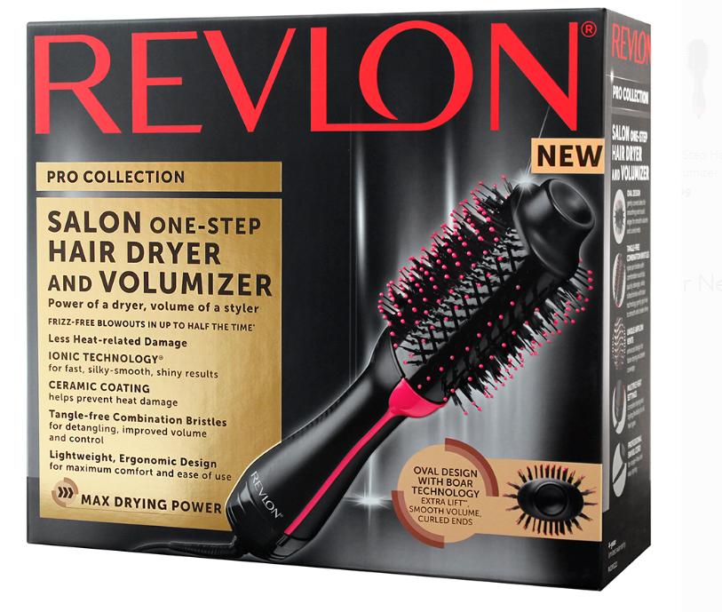 ULTA – Revlon One-Step Volumizer Hair Dryer Only $38.39, Regularly $59.99