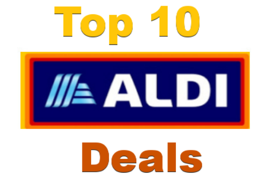 Top 10 Aldi Deals For 1/22-1/28