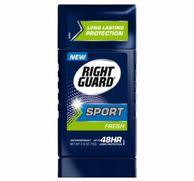Winn Dixie – Right Guard Sport Deodorant Only 50¢