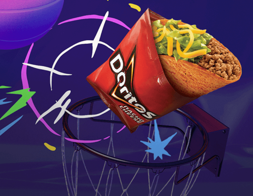 Taco Bell – TODAY ONLY! Free Doritos Locos Taco (2pm- 6pm)