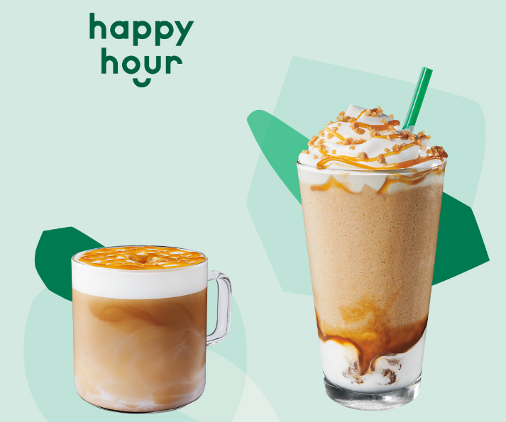 Starbucks – Buy One, Get One Free Espresso Drink OR Frappuccino (Today Only) After 3pm!