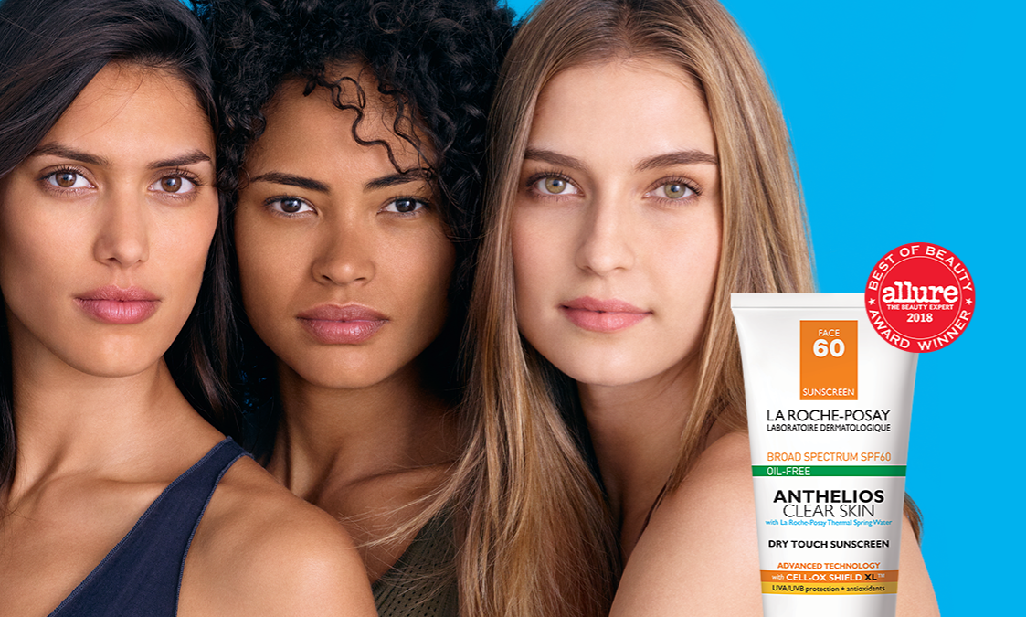 FREE La Roche-Posay Anthelios Clear Skin Oil-Free Sunscreen SPF 60 Sample!