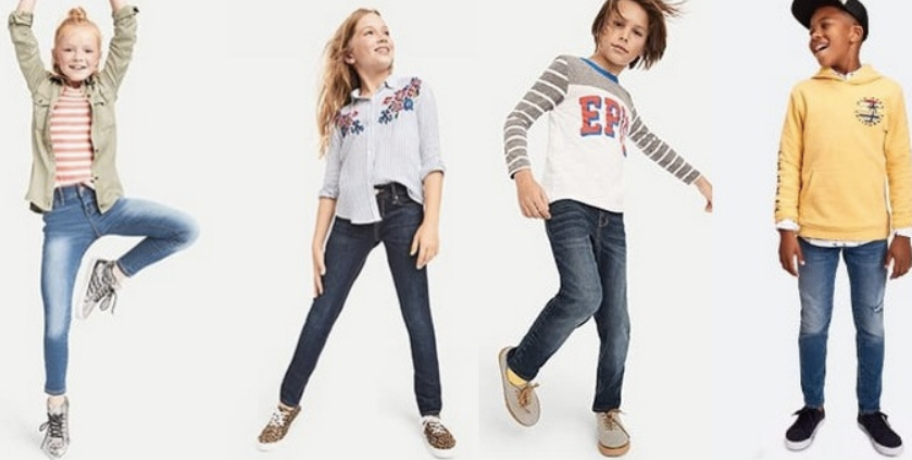 Old Navy – Girls Or Boys Jeans As Low As $6.00 A Pair (Reg $20) + Free Store Pickup!